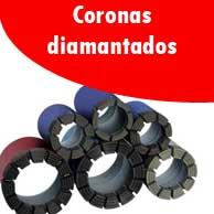 herramientas de corte coronas