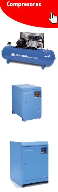 Compresores e instalaciones de aire comprimido
